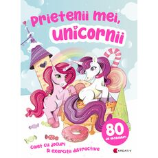 prietenii mei, unicornii, fig. 1