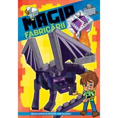 Minecraft - Magia fabricării (cu abțibilduri), fig. 1