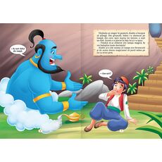 Aladin și lampa fermecată. Motanul încălțat. Spărgătorul de nuci., fig. 2