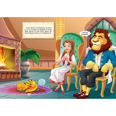 Alice în Țara Minunilor. Frumoasa și Bestia. Leul și șoricelul., fig. 3