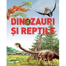 Dinozauri și reptile, fig. 1