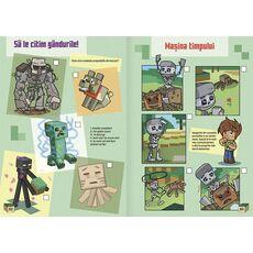 Minecraft - Magia fabricării (cu abțibilduri), fig. 3