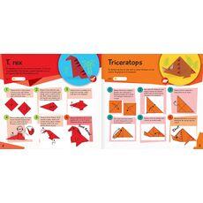 Origami - Dinozauri, fig. 2