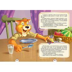 Croitorașul cel viteaz, Degețica și alte povești, fig. 2