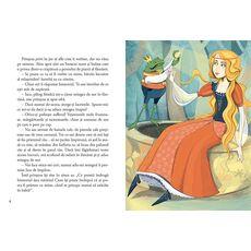 Prințul fermecat - povești de frații Grimm, fig. 3