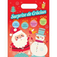 Surprize de Crăciun (cu abțibilduri), fig. 1