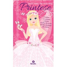 Setul meu de activități - Prințese, fig. 1