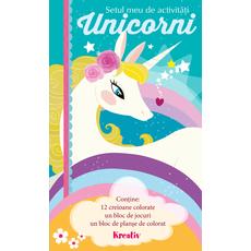 Setul meu de activități - Unicorni, fig. 1