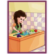 Educație pentru sănătate – Set planșe (KP-018) - 30x40, fig. 4